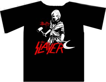 Buffy Slayer Shirt